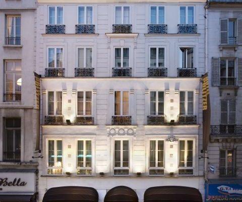 reforma en el hotel pulitzer de paris