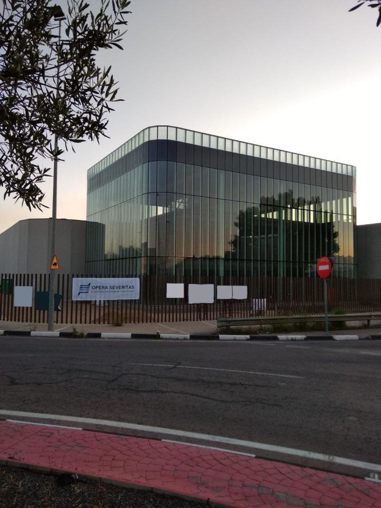 edificio oficinas villena
